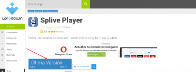 Splive Player + Instalación + Listas M3U