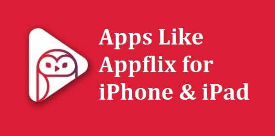 Apps Like Appflix for iPhone iPad iOS